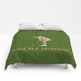 Put for dough! Comforters