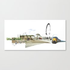 ELE Canvas Print