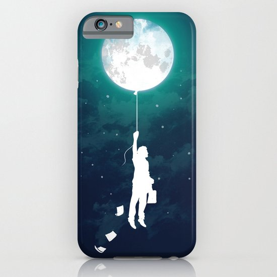 Burn the midnight oil iPhone & iPod Case