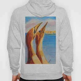 Crasy about her | Fou D'Elle Hoody