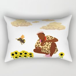 Tyler, The Creator - Flower Boy Rectangular Pillow