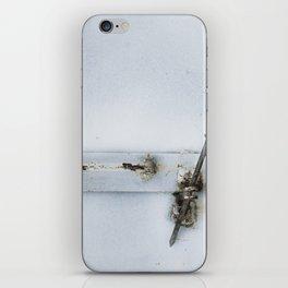 closed#02 iPhone Skin