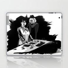 1rst Doctor & Susan... Laptop & iPad Skin