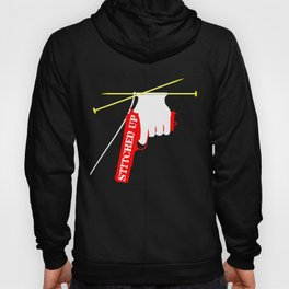 Stitched Up Hoody