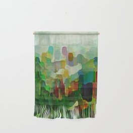 City Park Wall Hanging
