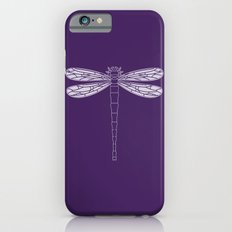 dragonfly in acai iPhone 6 Slim Case