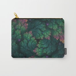 Cosmic Flora Carry-All Pouch
