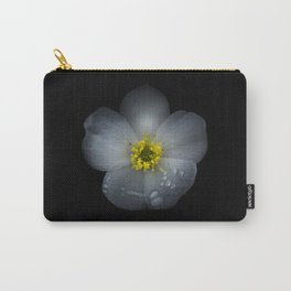 Backyard Flowers 30 Color Version Carry-All Pouch