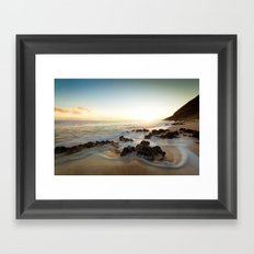 Wrap Your Arms Around Me Framed Art Print