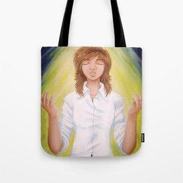 The Sinner's Prayer Tote Bag