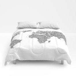 Brave New World Comforters