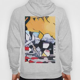Abstract 100 #1 Hoody