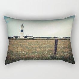 Lighthouse of Kampen Rectangular Pillow