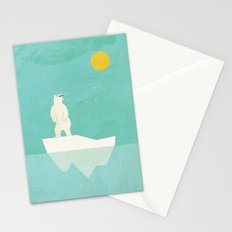 Solar Bear Stationery Cards