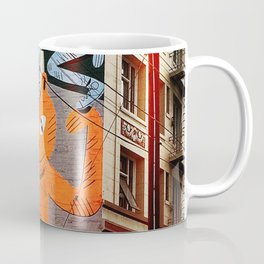 San Francisco Streets Coffee Mug