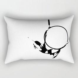 From on high Rectangular Pillow