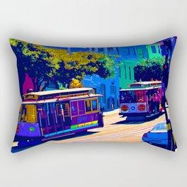 San Francisco 002 Rectangular Pillow
