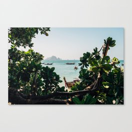 Ao Nang view Canvas Print