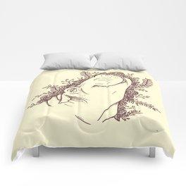 Fabulous Hippo Comforters