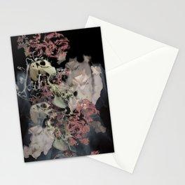 Skeleton Bird  Stationery Cards