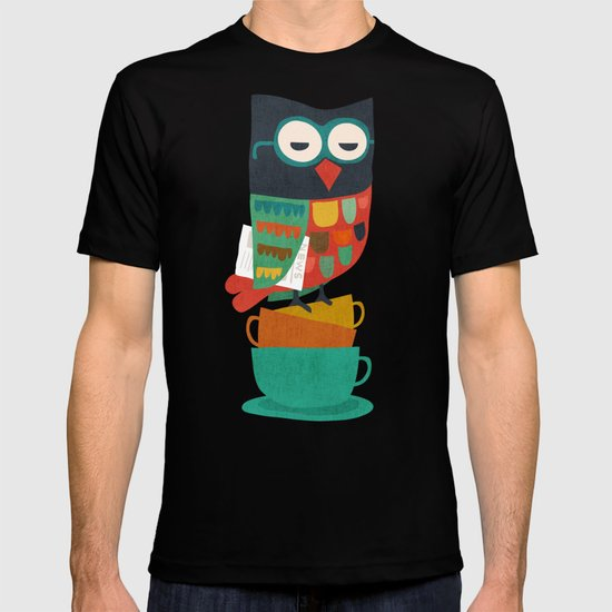 Morning Owl T-shirt
