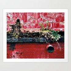 Brico Art Print