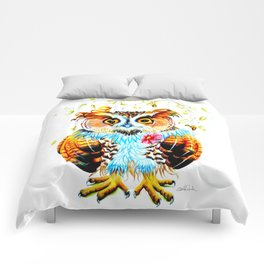 The most beautiful Owl Comforters