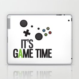 It's Game Time Laptop & iPad Skin
