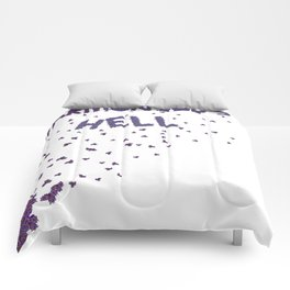 Harmonious Hell Comforters