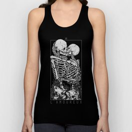 The Lovers Unisex Tanktop