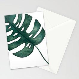 Montessori Leaf  Stationery Cards