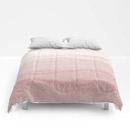 WITHIN THE TIDES - BALLERINA BLUSH Comforters