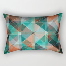 Oxidation Rectangular Pillow