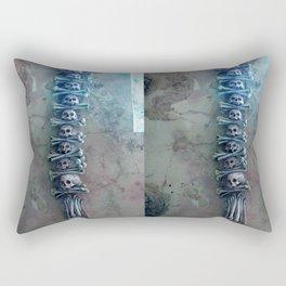 bone church Rectangular Pillow