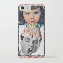 Reptilian Snack iPhone Case
