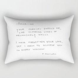 your love Rectangular Pillow