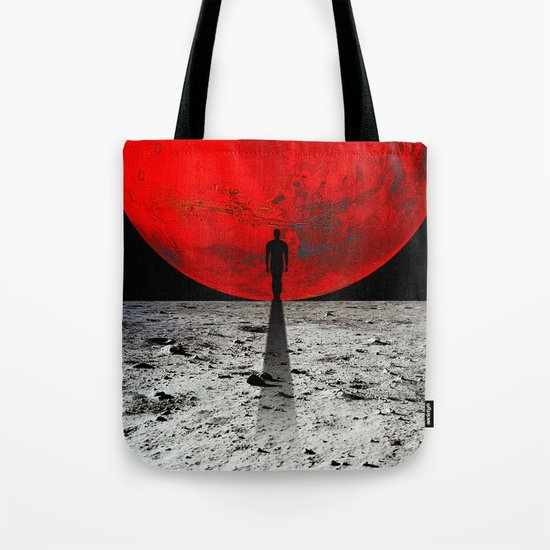 HOMESICKNESS Tote Bag