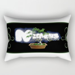 Nimbus Garden ~ a software company Rectangular Pillow