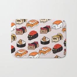 Sushi Persian Cat Bath Mat
