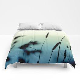 Dawn Grass Comforters