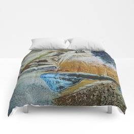 Puddle and Ice Comforters