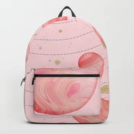 The Pink Solar System Backpack