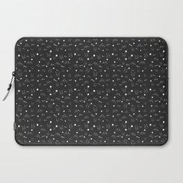 bunny and flower scatter Laptop Sleeve