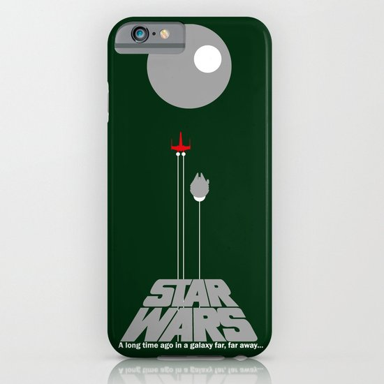 A New Hope IV iPhone & iPod Case