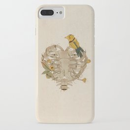Where is the heart? iPhone Case
