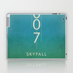 skyfall Laptop & iPad Skin