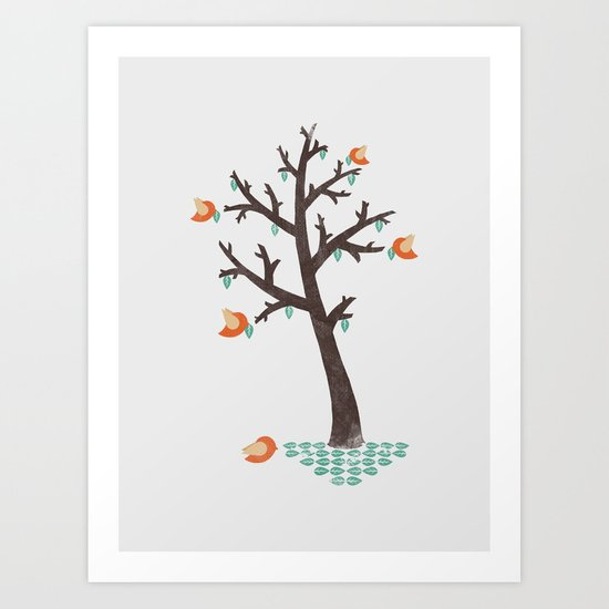 Tree of Hope Art Print