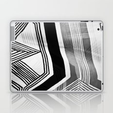 Modern Zebra Abstract Laptop & iPad Skin