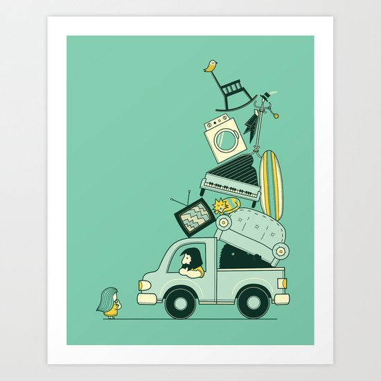 There's still room for one more Art Print