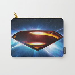 Man of Steel Logo Carry-All Pouch